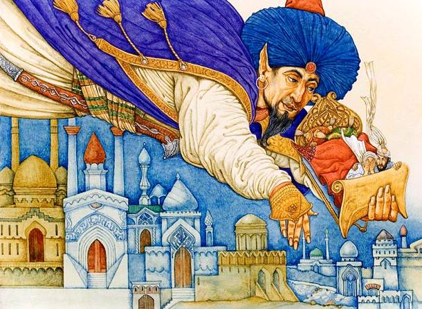 Aladdin Popularity Of Fairy Tales