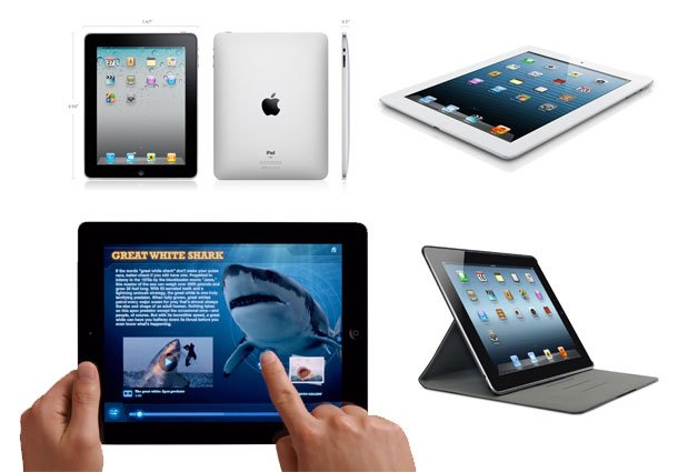 Apple iPad with Retina Display Awesome Holiday Gift Ideas For The Geek
