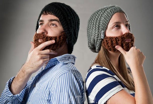 Beard Beanie Awesome Holiday Gift Ideas For The Geek