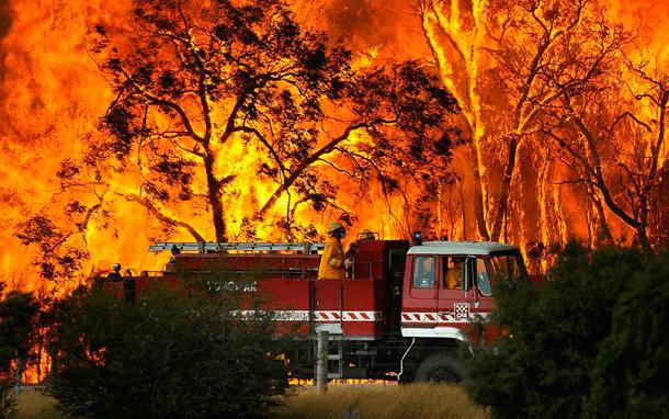 Brushfire – Australia (2009)