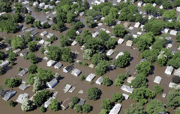 Flooding – United States (2008)
