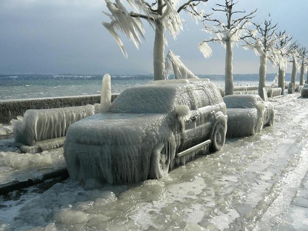 Ice Storm – Quebec (1998)