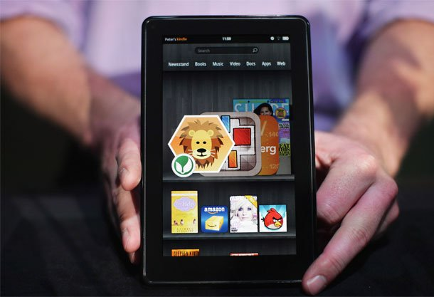 Kindle Fire HDX 7 Tablet Awesome Holiday Gift Ideas For The Geek