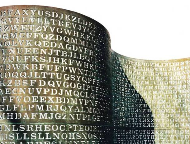 Kryptos  unsolved mysteries of the world list