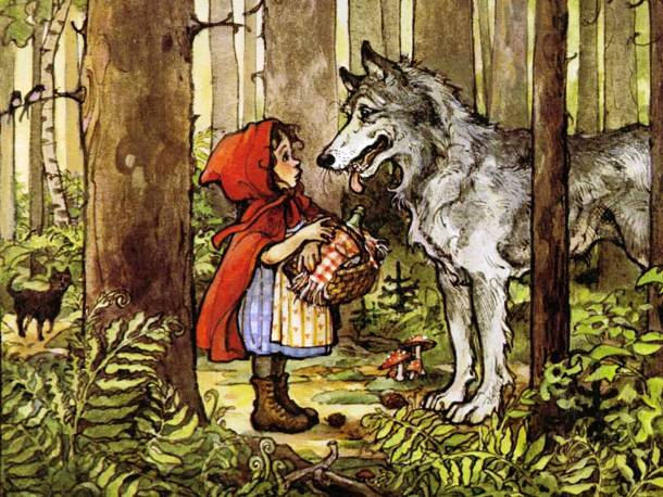Little Red Riding Hood Popularity Of Fairy Tales