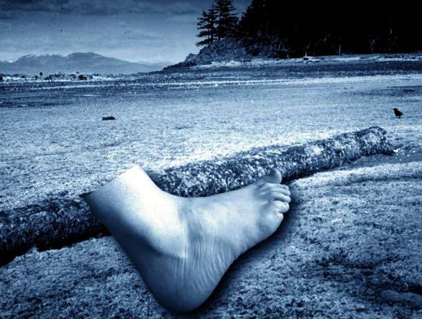 Severed Foot Beach in British Columbia Historical Unsolved Mysteries