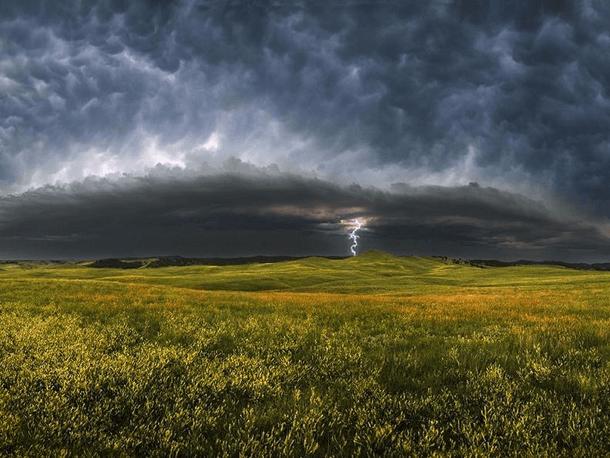 Storm Clouds – South Dakota (2009)