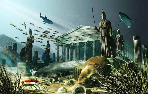 The Lost City of Atlantis mysteries that are better left unsolved