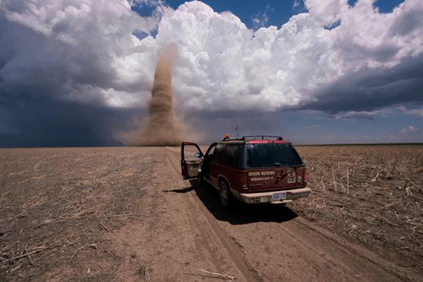 Tornado – Kansas (2009)