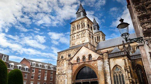 Basilica of Saint Servatius. Maastricht, the Netherlands. 11th century