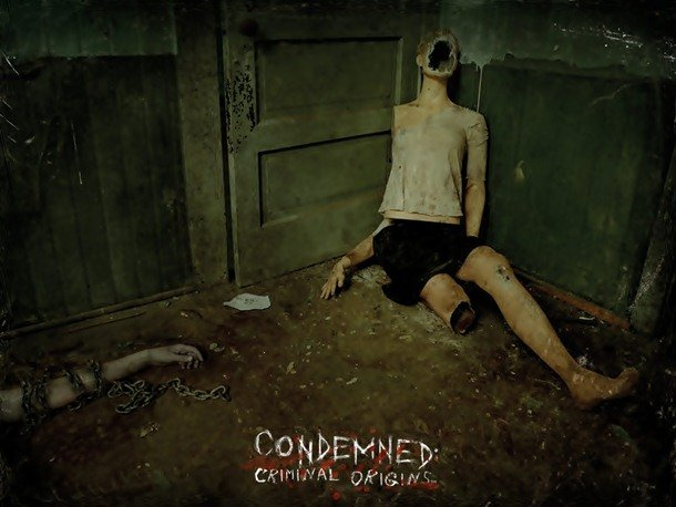 Condemned Most Violent Video Games