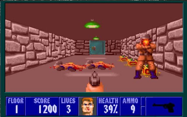 Doom Series & Wolfenstein 3D
