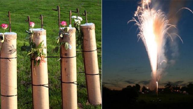 Firework Funeral
