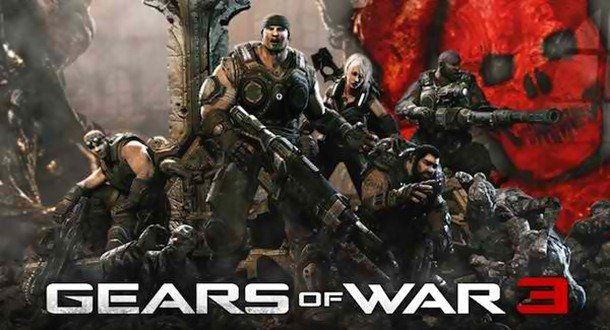 Gears of War List Of Most Gory Video Games