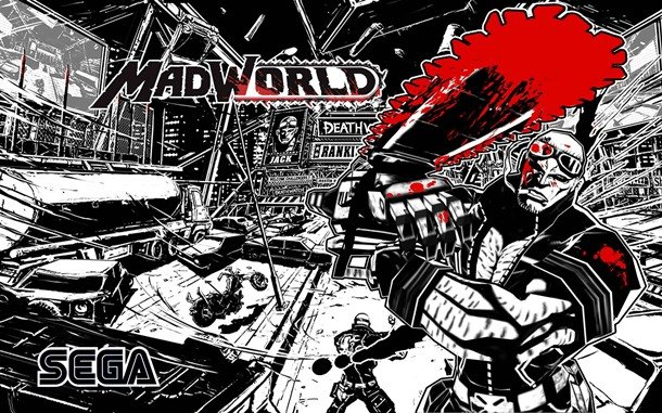 Mad World Most Violent Video Games