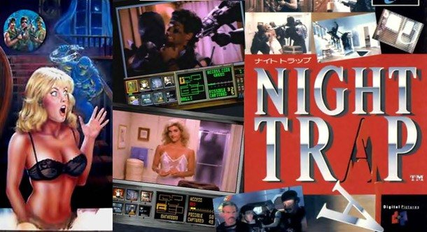 Night Trap List Of Most Gory Video Games