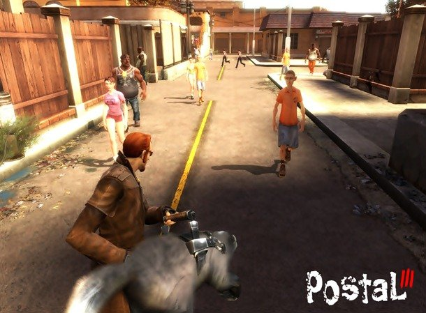 Postal List Of Most Gory Video Games