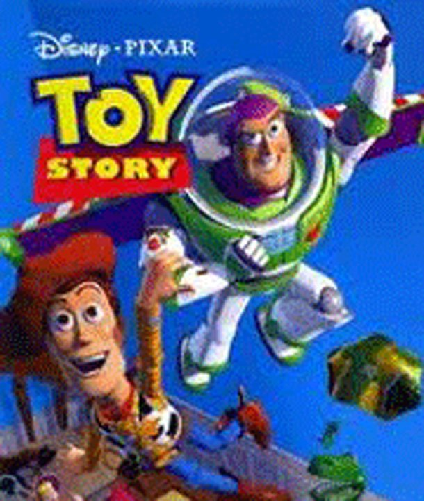 Produced Toy Story