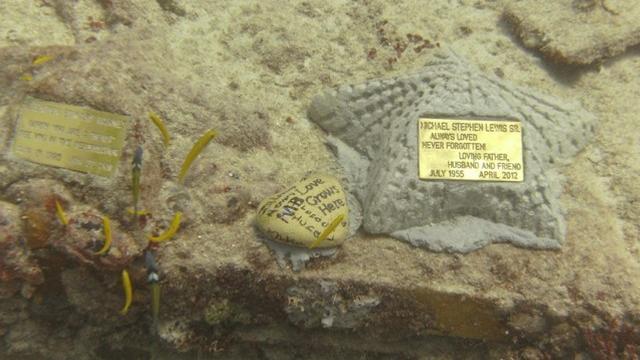 Reef Burial