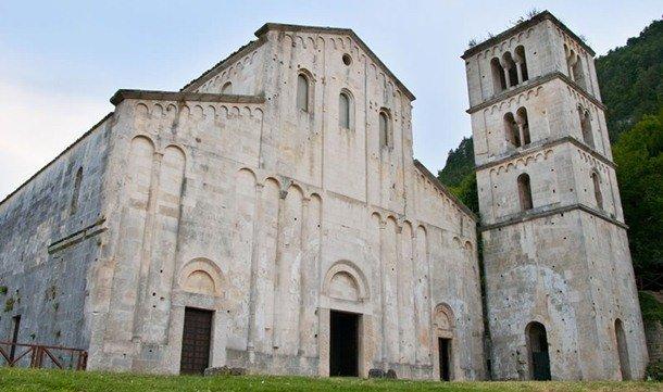 San Liberatore a Maiella. Abruzzo, Italy. 11th century