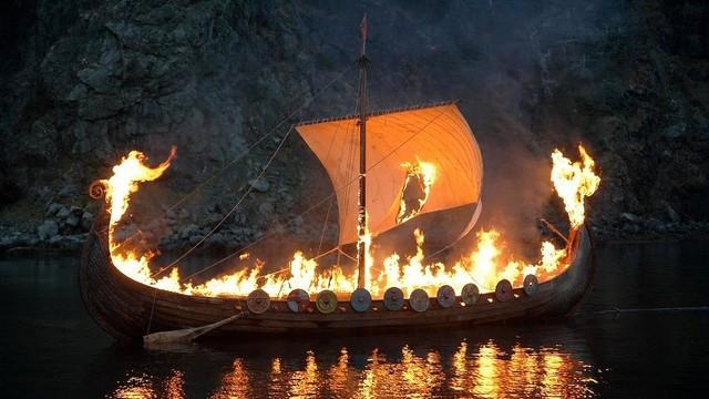 Viking Ship Burials Interesting Ways People Bury Their Dead