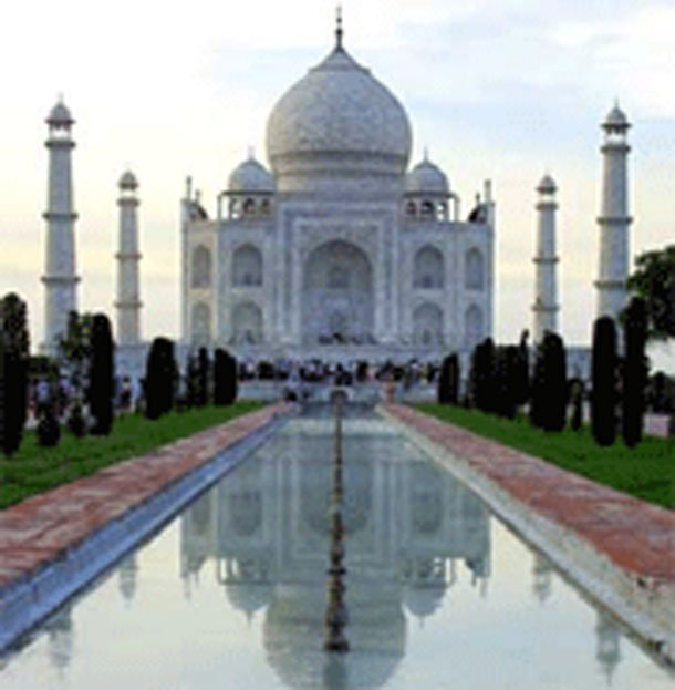 Went to India to find spiritual enlightenment