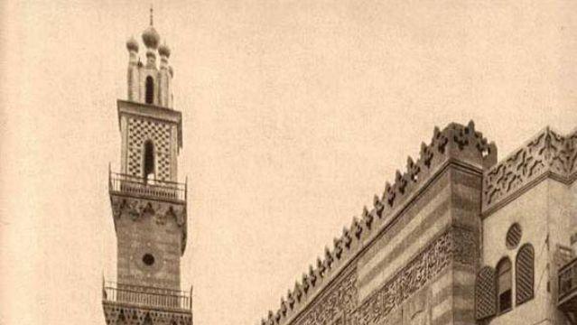 Qansuh Al-Ghuri. Cairo, Egypt. 1504