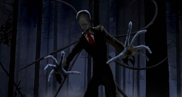 Slender Scariest Game In The World
