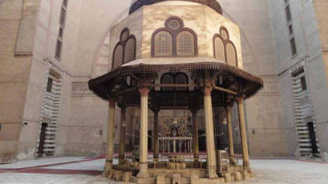 Sultan Hasan Mosque. Cairo, Egypt. 1356-1361