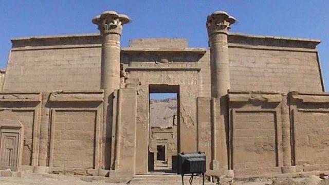 Temple of Amon. Karnak, Egypt. 1530 to 323 B.C.