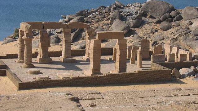 Temple of Kalabsha. Aswan, Egypt. 30 B.C.