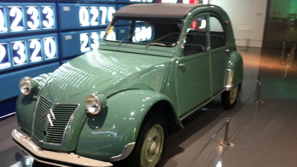 1948 Citroen 2CV Worst Cars Ever Made