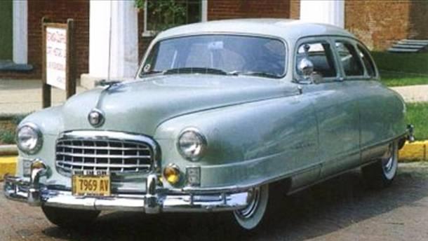 1950 Nash Airflyte worst modern cars