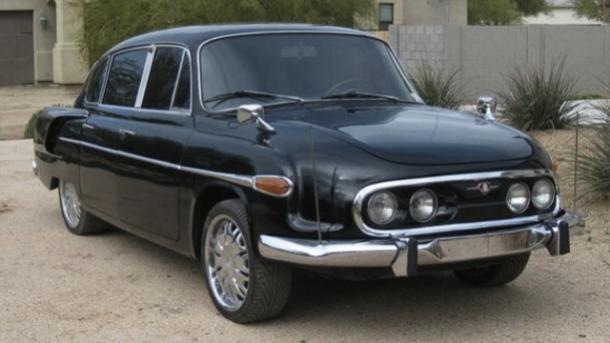 1956 Tatra 603 worst modern cars