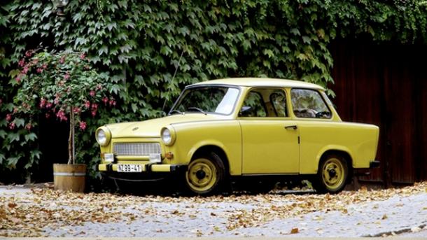 1957 Trabant worst modern cars