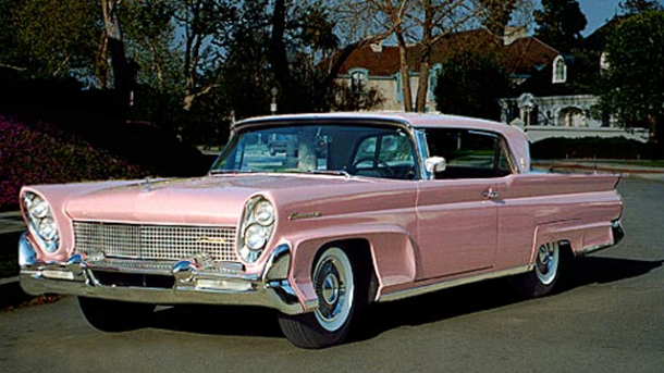 1958 Lincoln Continental worst lincoln car