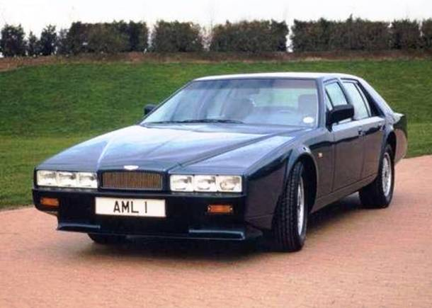 1982 Aston Martin Lagonda Worst Cars Ever Made