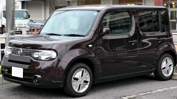 2013 Nissan Cube  worst cars in the world