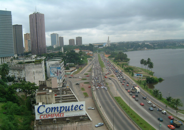 Abidjan, Côte d'Ivoire most expensive cities in the world