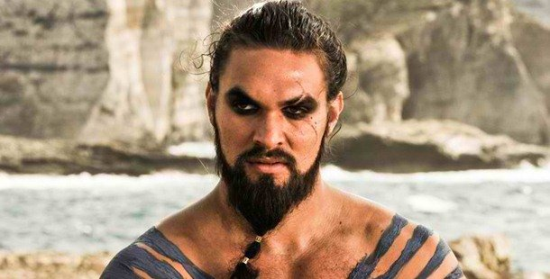 Actor Jason Momoa is married to Lisa Bonet. Game Of Thrones Facts You Didn't Know