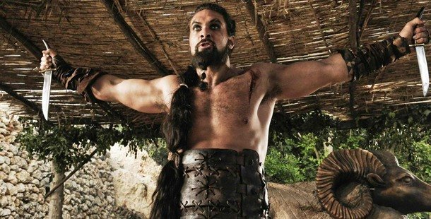 Actor Jason Momoa played the Haka in his audition tape. Game Of Thrones Facts