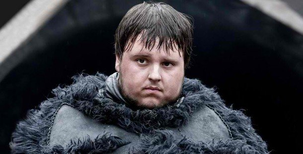 Actor Samwell Tarly has a soft spot for his fellow actor Richard Madden.