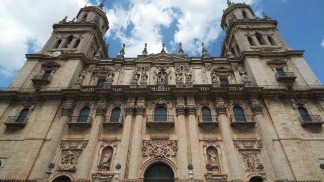Andres de Vandelvira. Jaen Cathedral. Jaen, Spain. 1249-1724