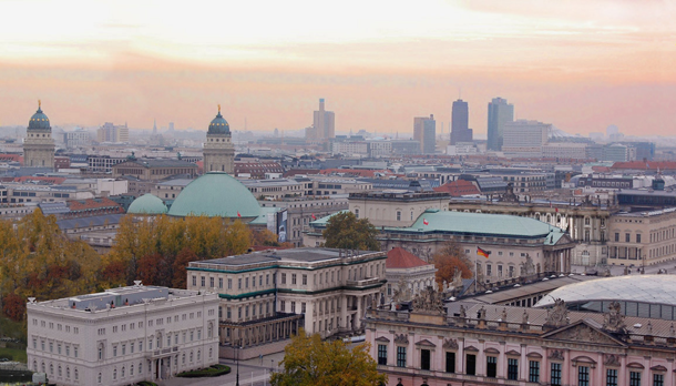 Berlin, Germany most expensive cities in the world