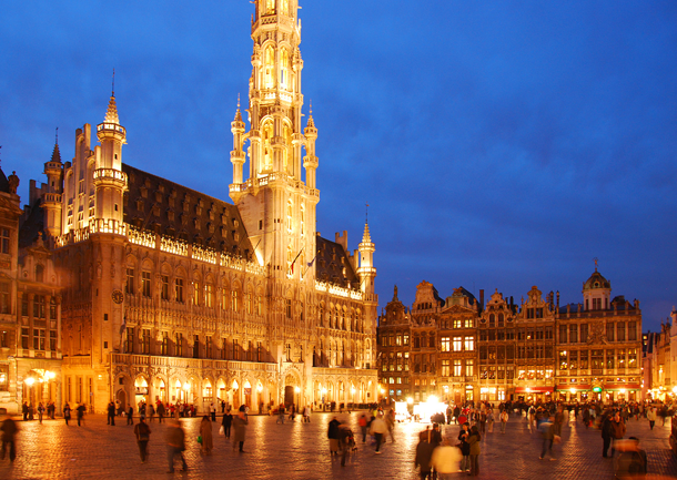 Brussels, Belgium most expensive cities in the world