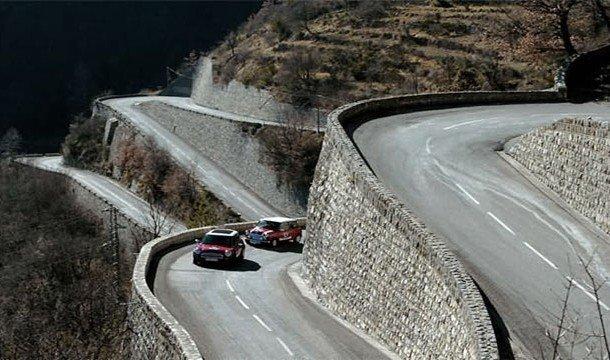 Col de Turini, France Best Roads In The World