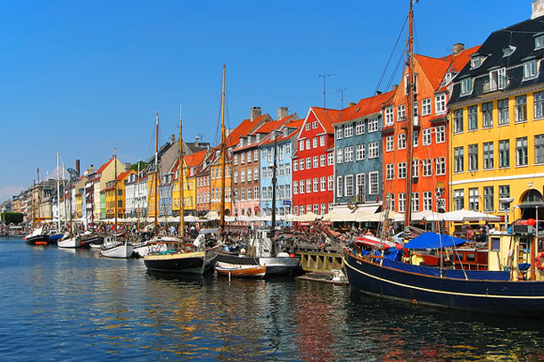 Copenhagen, Denmark 50 most expensive cities in the world
