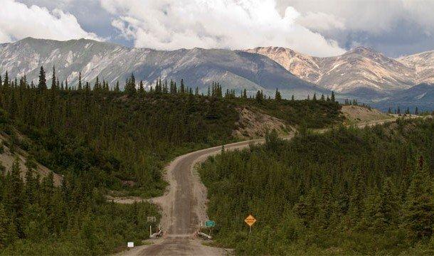 Denali Highway, Alaska Most Beautiful Road In The World Top Gear