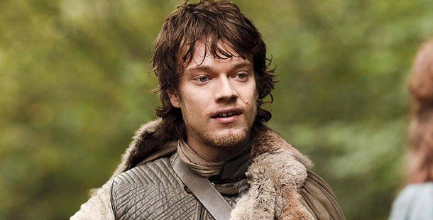 Game of Thrones' Theon Greyjoy is related to Lily Allen. game of thrones story facts