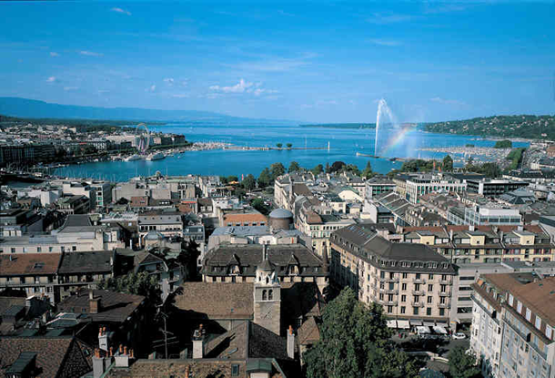 Geneva, Switzerland 50 most expensive cities in the world